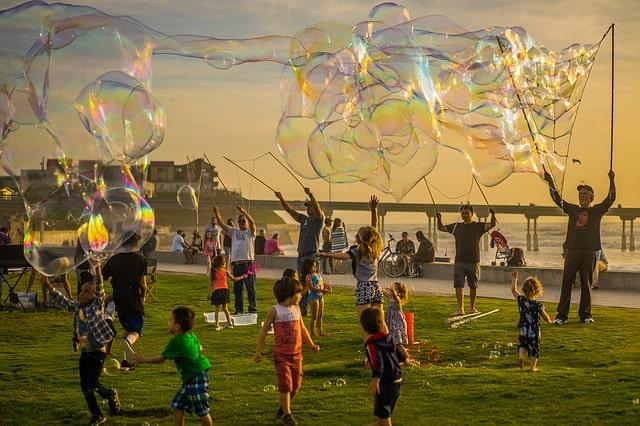 Tips om je kinderen te vermaken tijdens de zomervakantie