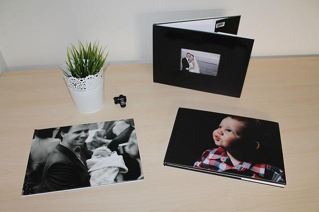 5 tips voor het maken van je eigen fotoalbum