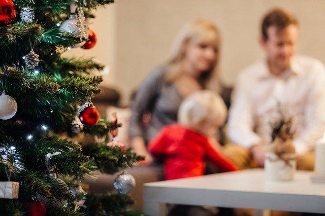 Kerstfeest vieren met kinderen